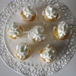 Mini cupcake al lime