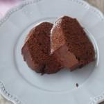 Ciambella al cioccolato e buttermilk