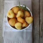 Bocconcini al parmigiano e rosmarino
