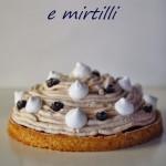 Il monte bianco rivisitato da Lenôtre: tarte ai marroni e mirtilli