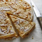 Tarte normande alle mele di Julia Child