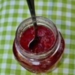 Marmellata di pere al ribes rosso
