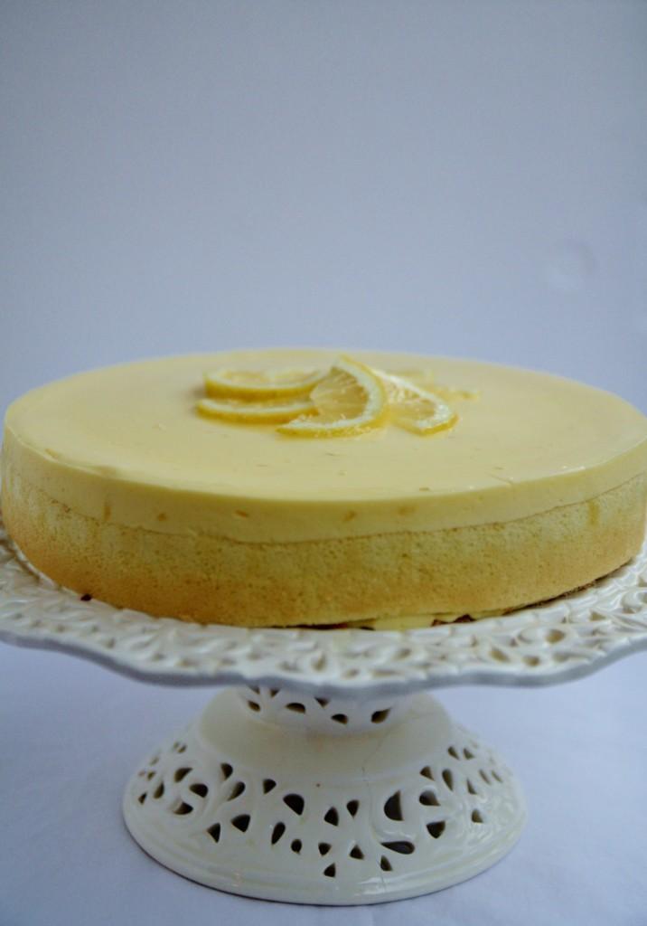 Dessert Al Limone E Nocciole