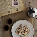 I biscotti con frutta secca di nonna Lucia