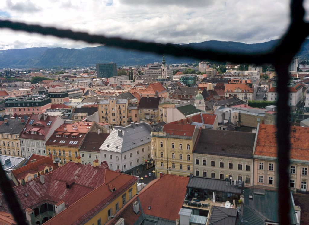 stadtpfarrkirche vista