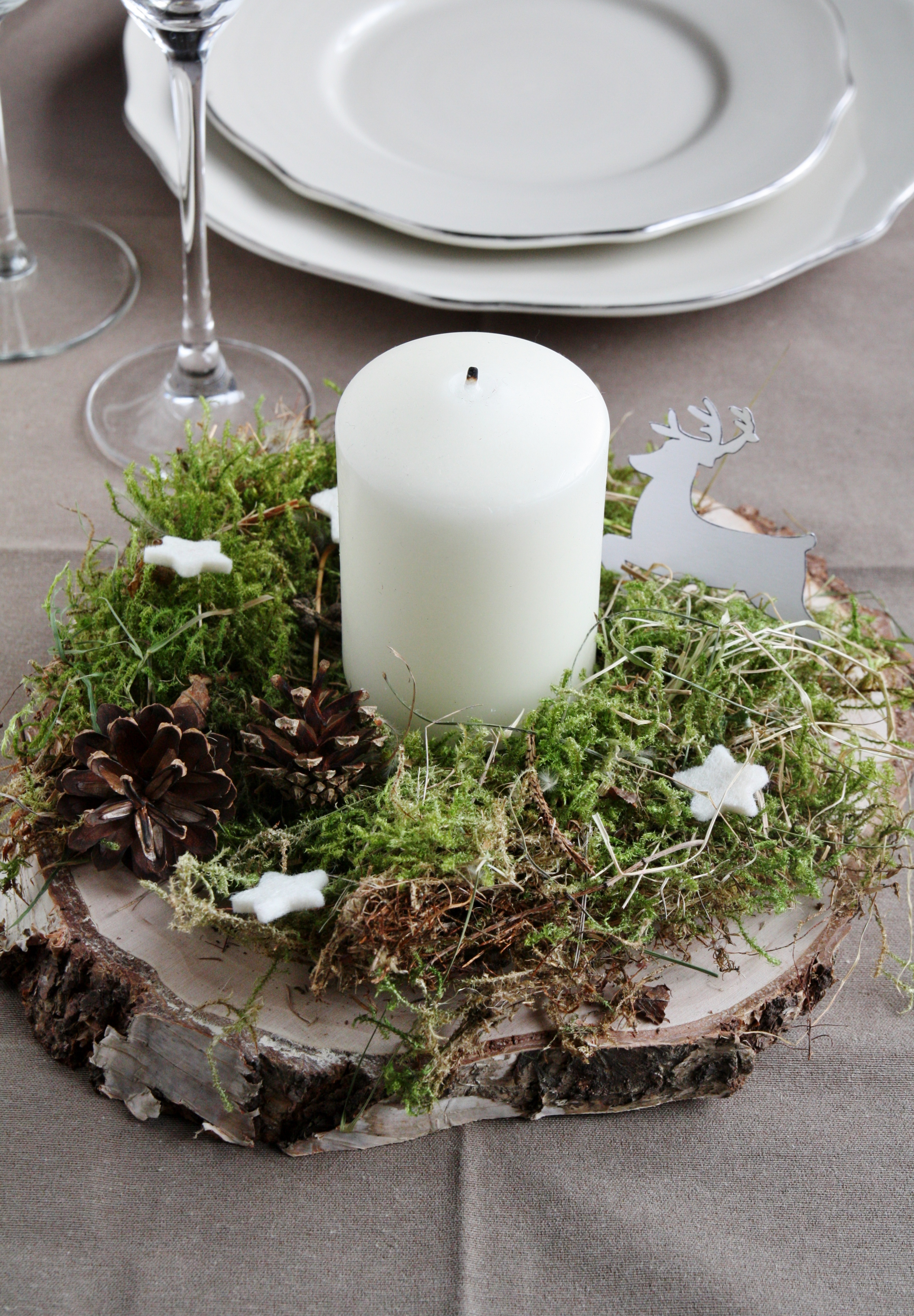 Arredare Tavola Natale 5 idee per decorare la casa e la tavola per natale