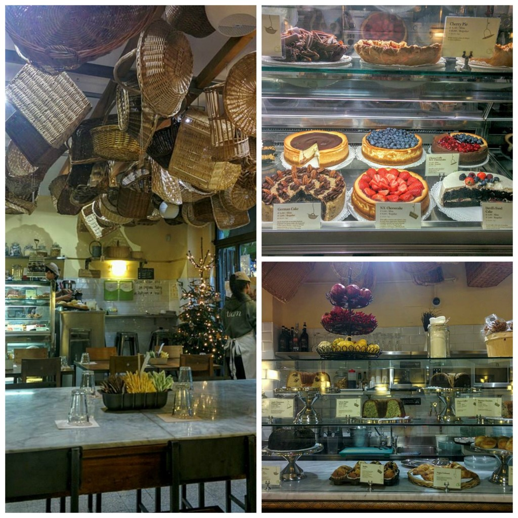 California Bakery Collage