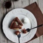 Torta pere e cacao di Christophe Felder