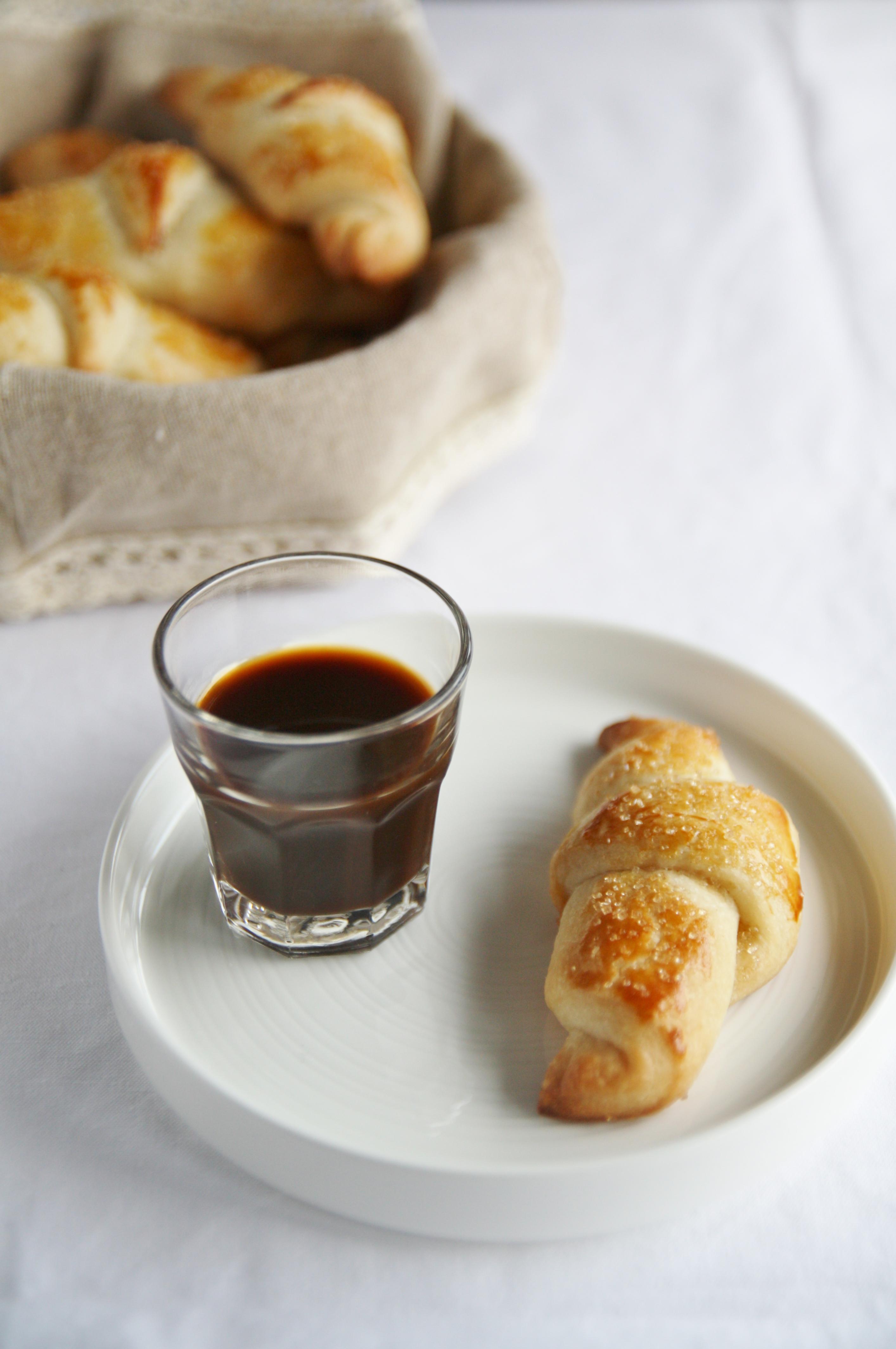 Croissant veloci di Philippe Conticini