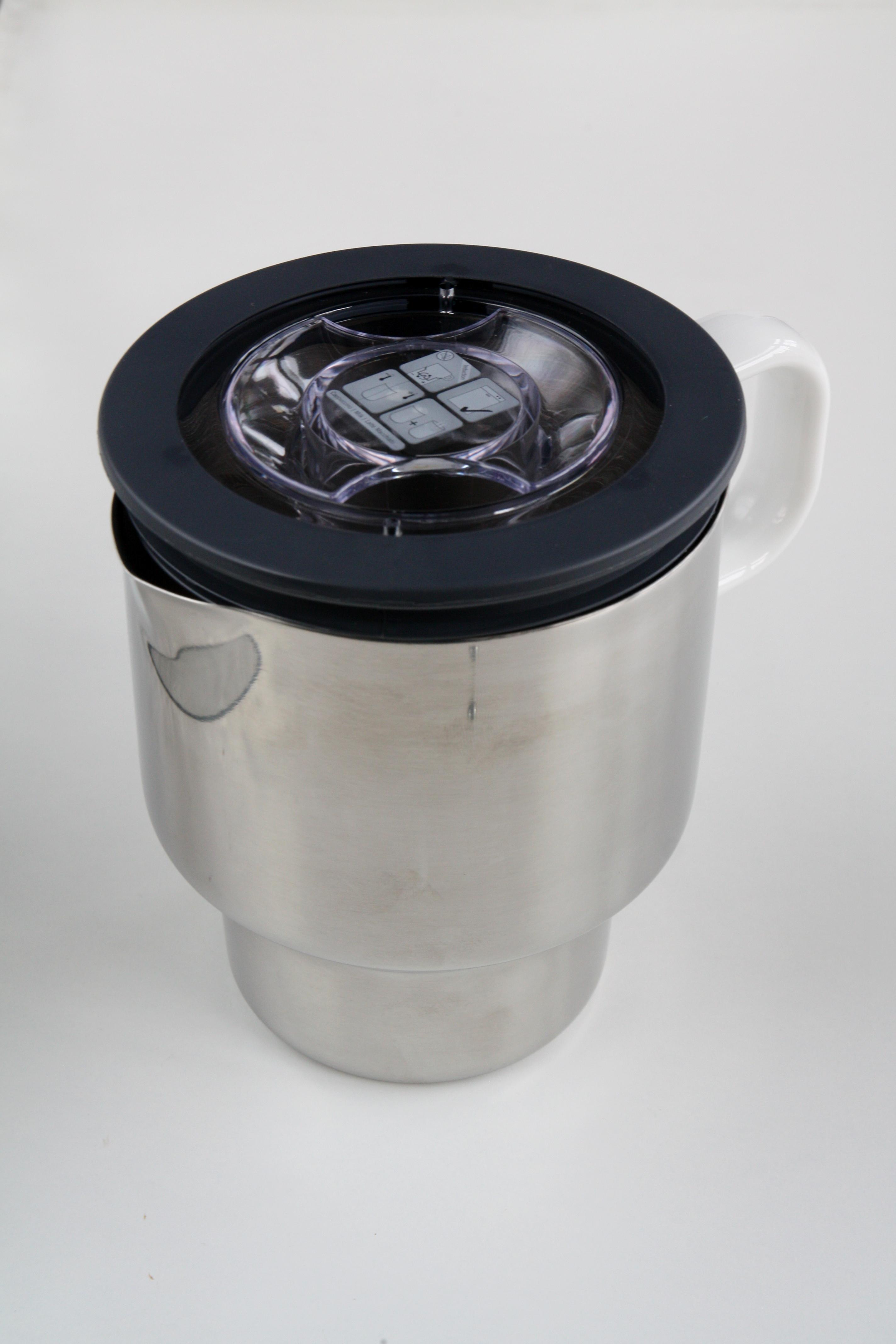 recipiente del latte