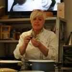 A scuola di cucina con Teresa Covaceuszach