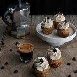 Mini cupcake al caffè