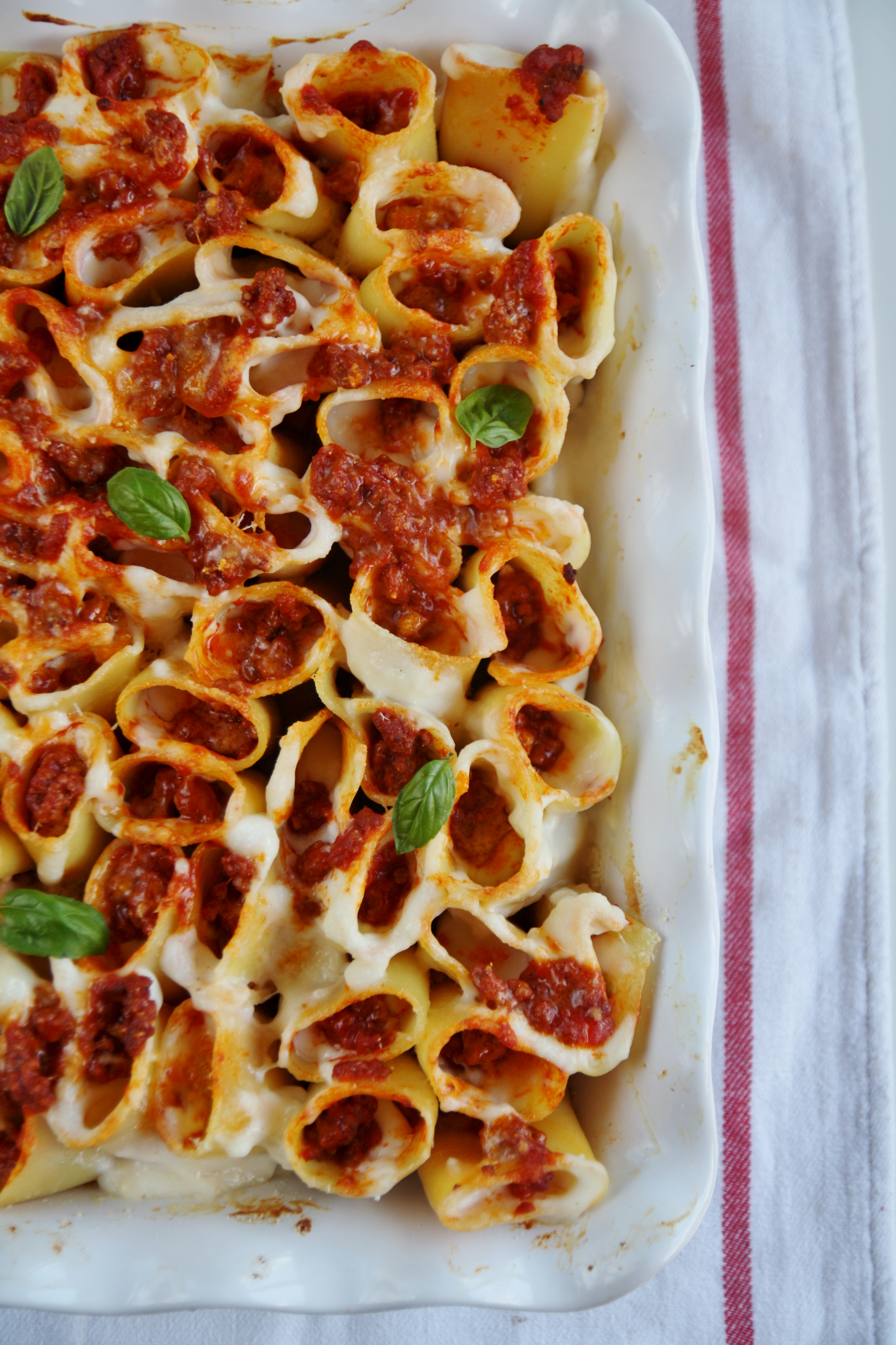 lasagne verticali