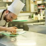 Showcooking a Ravascletto con lo Chef stellato Luca Veritti
