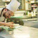 Showcooking a Ravascletto con lo Chef stellato Luca Veritti