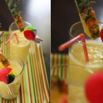 Smoothie virgin Piña Colada