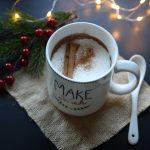 Cioccolata calda al latte di nocciole