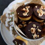 Krumchy – dolcetti al cioccolato, caramello e frolla di C. Michalak