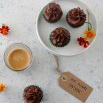 Mini cupcake Sacher