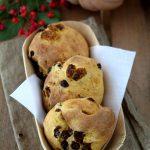 Pan Zal – Pane giallo alla zucca con fichi, uvetta e semi di finocchio