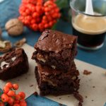 Brownie di Martha Stewart