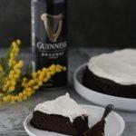 Guinness cake – Torta alla birra irlandese