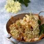 Frittelle di fiori di sambuco